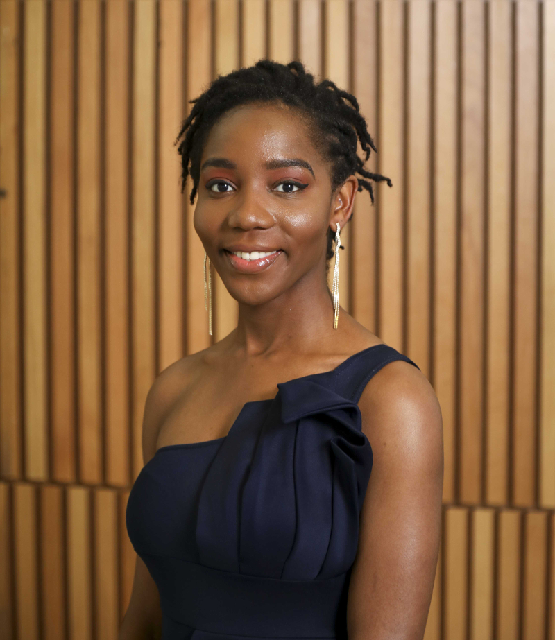 Fisayo Akinlude, NUI Travelling Studentship in Imperial Legal History 2019