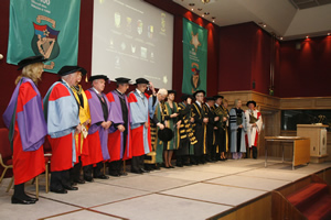 Honorary Conferring Ceremony
