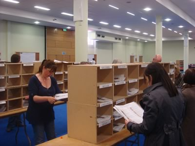 election counters