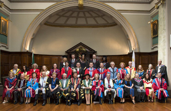 RCSI Conferring 2016 Group Photo