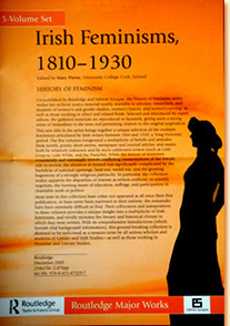 Irish Feminisms 1810-1930 Poster