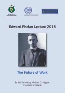 Edward Phelan Lecture 2015 Cover Page